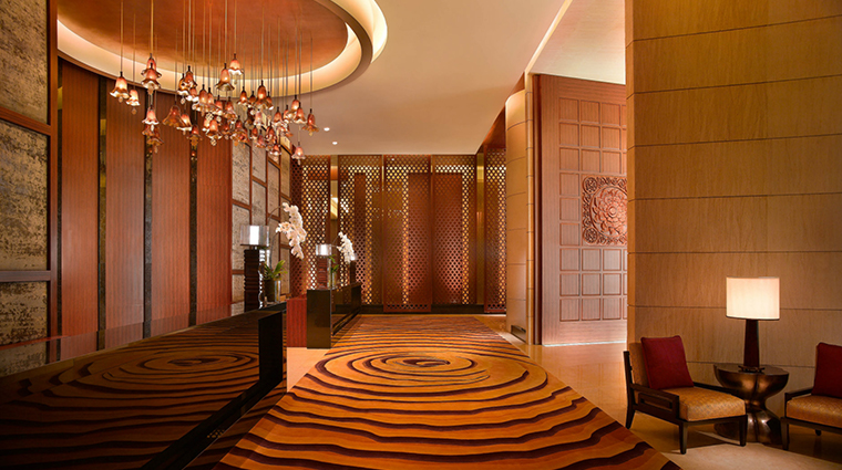 banyan tree macau new hotel reception