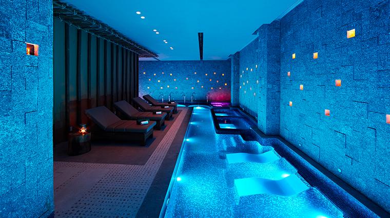 Banyan Tree Mayakoba Spa Pool