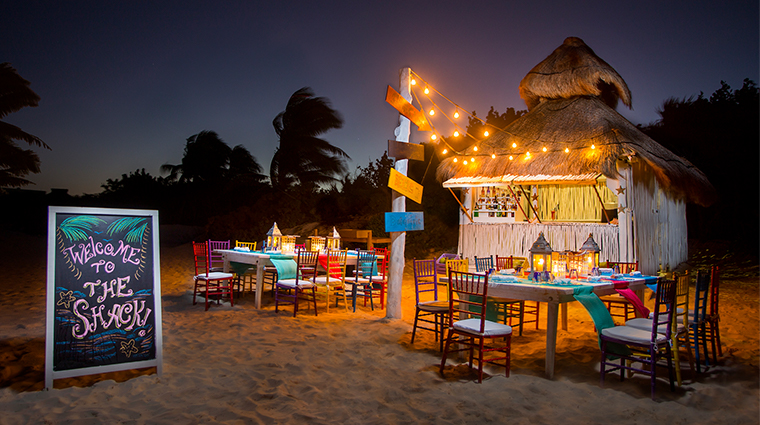 banyan tree mayakoba beach shack