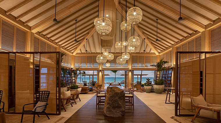 banyan tree mayakoba new lobby