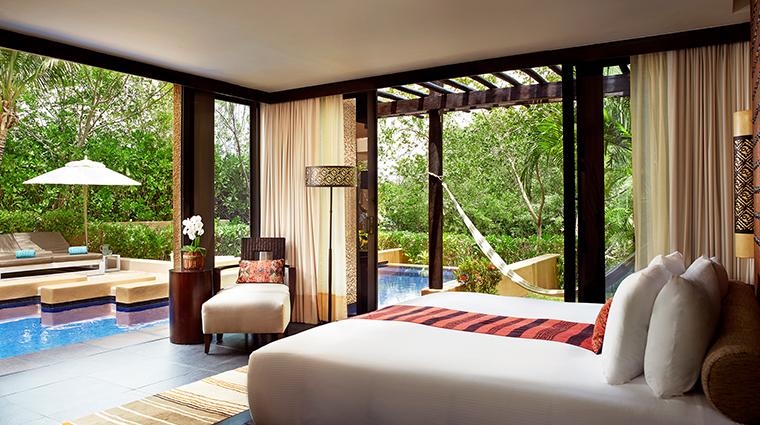 banyan tree mayakoba spa pool villa