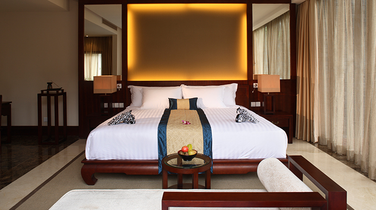 banyan tree sanya GuestRoom Pool Villa Bedroom
