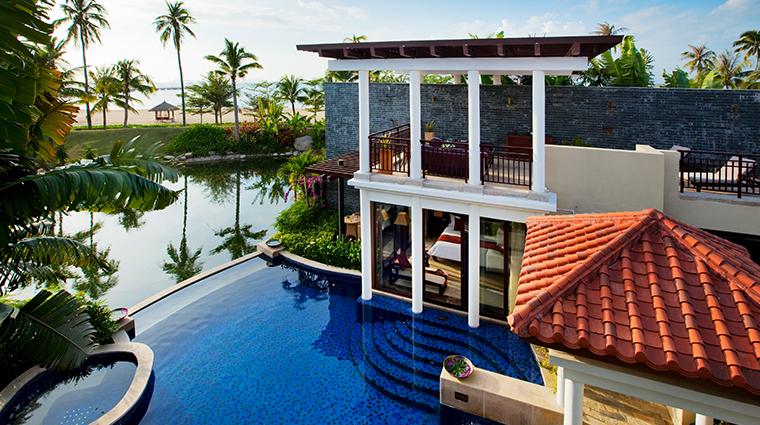 banyan tree sanya Guestroom Ocean Front Pool Villa