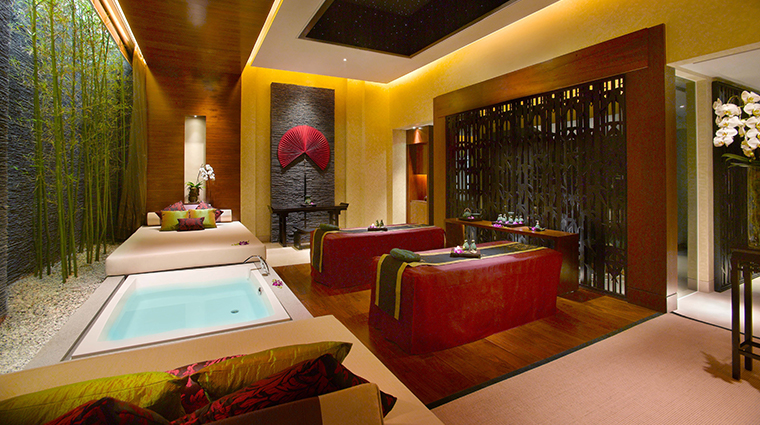 banyan tree spa macau treatement room