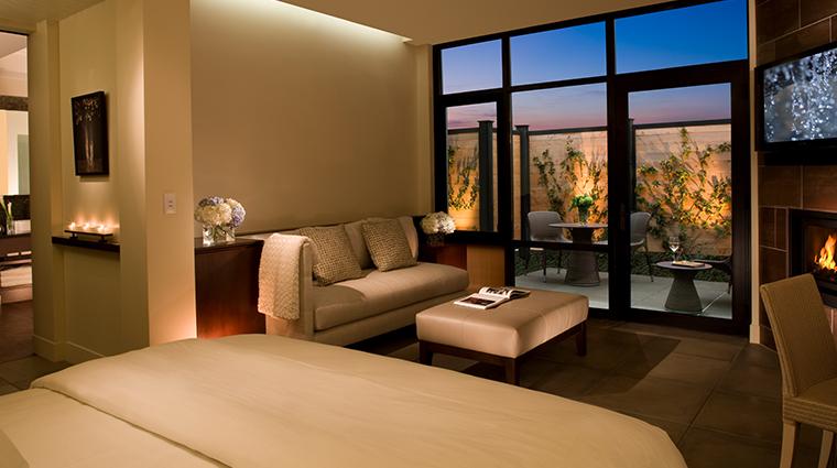 bardessono hotel and spa bardessono suite