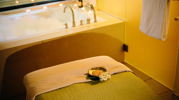 bardessono hotel and spa spa suite