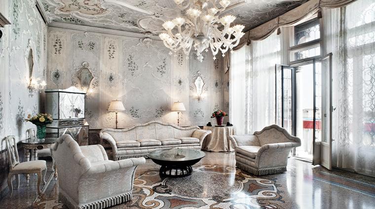 bauer palazzo Royal Suite
