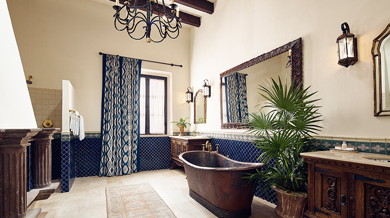belmond casa de sierra nevada bathroom