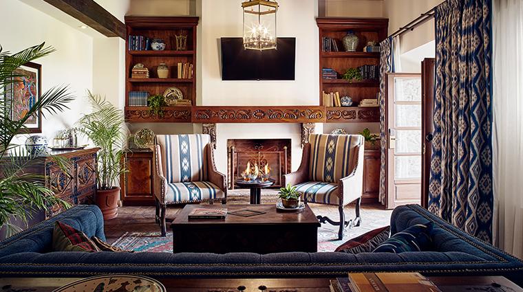 belmond casa de sierra nevada fireplace