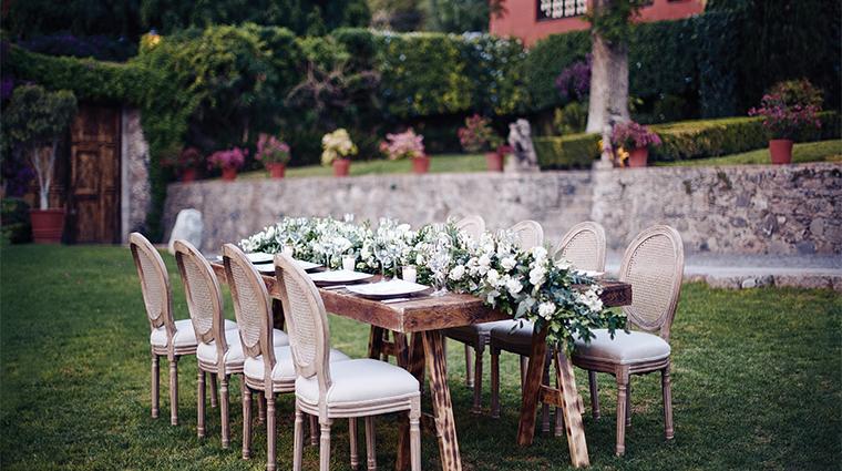 casa de sierra nevada a belmond hotel san miguel de allende boutique weddings landscape