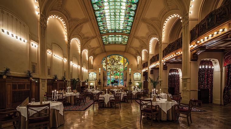 belmond grand hotel europe restaurant