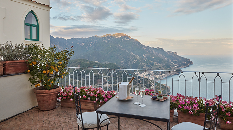 Escape To The Amalfi Coast