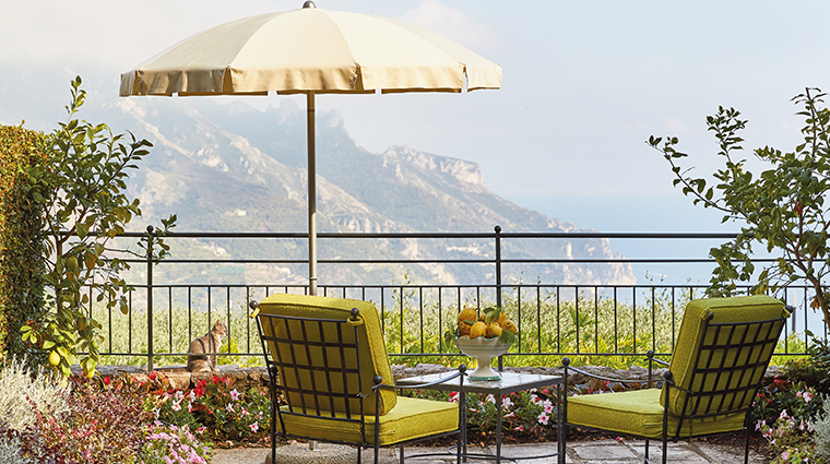 Savor A Five-Star Amalfi Coast Stay