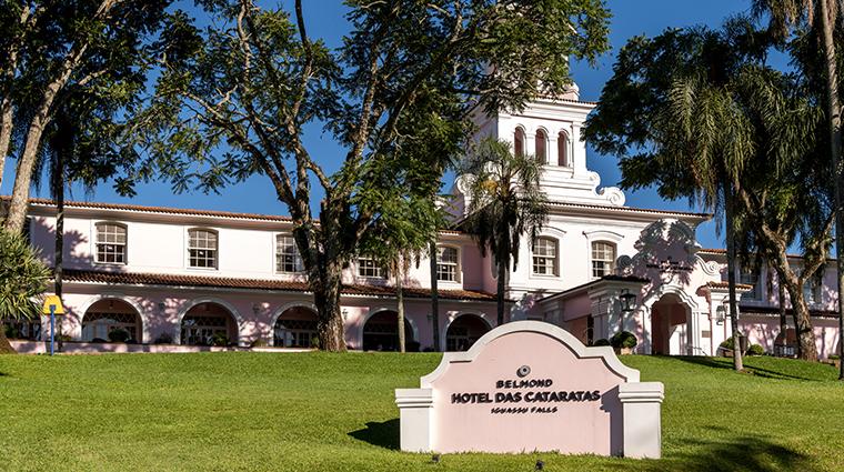 belmond hotel das cataratas exterior day