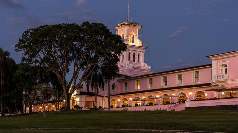 belmond hotel das cataratas exterior night