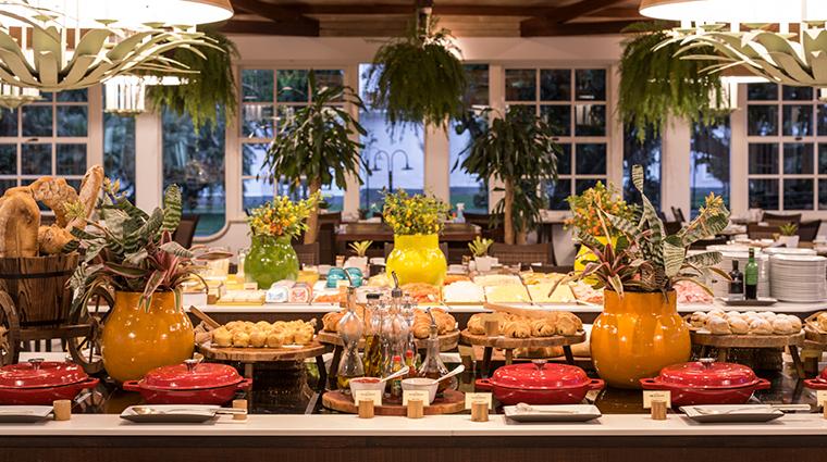 belmond hotel das cataratas food