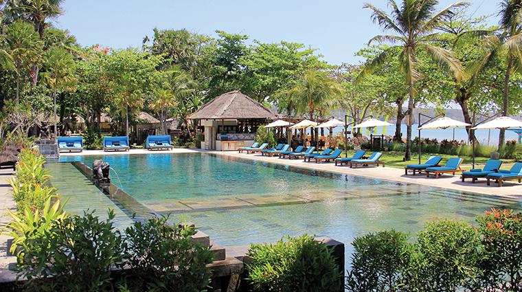 belmond jimbaran puri pool4