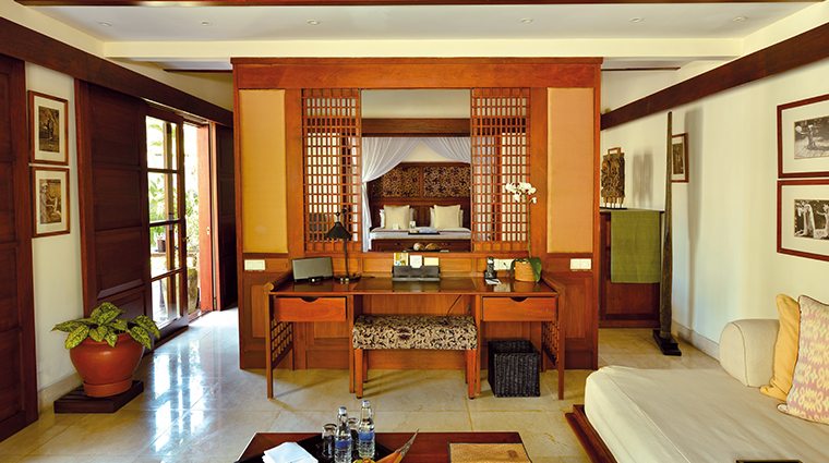 belmond jimbaran puri villa suite