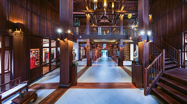 belmond la residence dangkor lobby