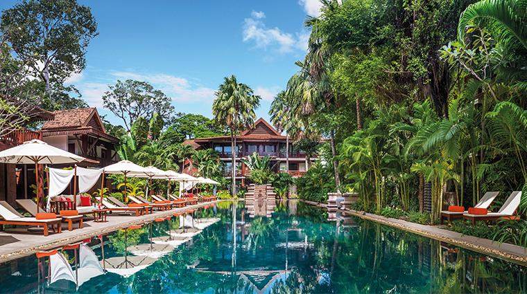 belmond la residence dangkor pool