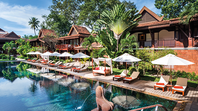 belmond la residence dangkor pool2