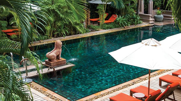belmond la residence dangkor pool3