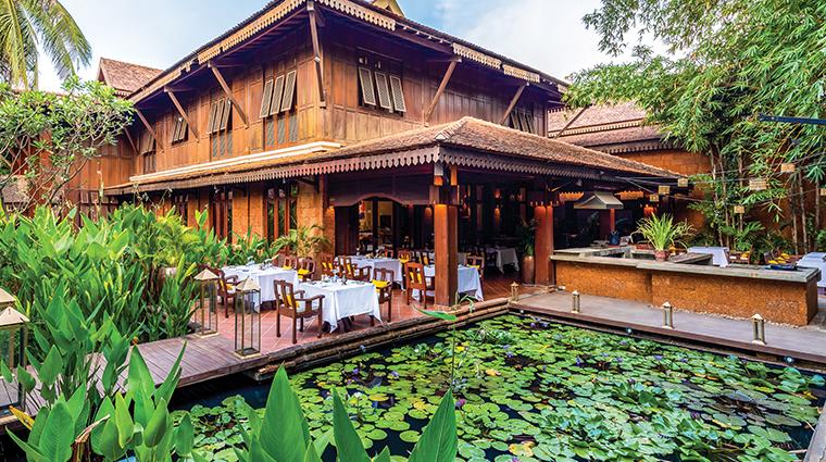 belmond la residence dangkor restaurant