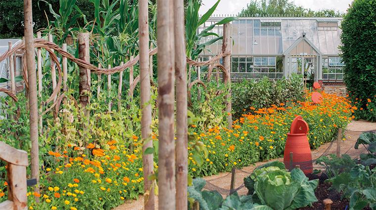 Belmond Le Manoir Gardening School