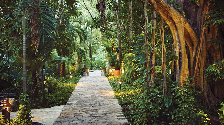 belmond maroma resort spa gardens