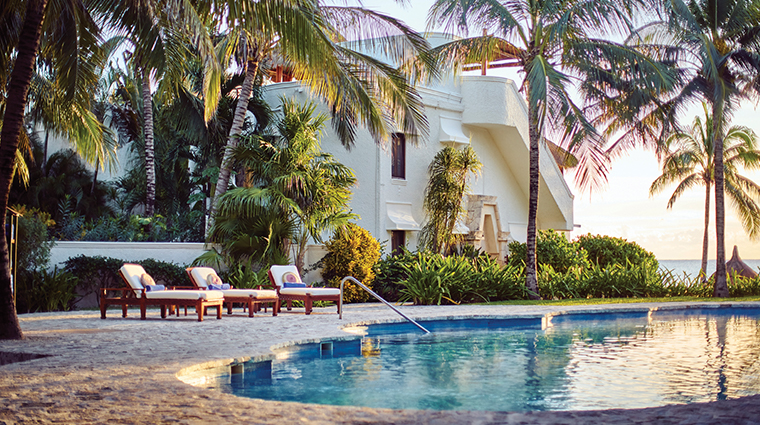belmond maroma resort spa outdoor pool