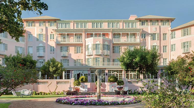 belmond mount nelson hotel exterior