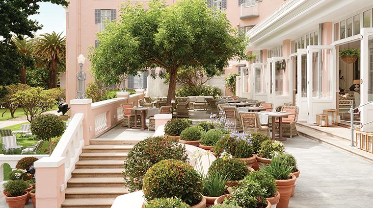 belmond mount nelson hotel terrace