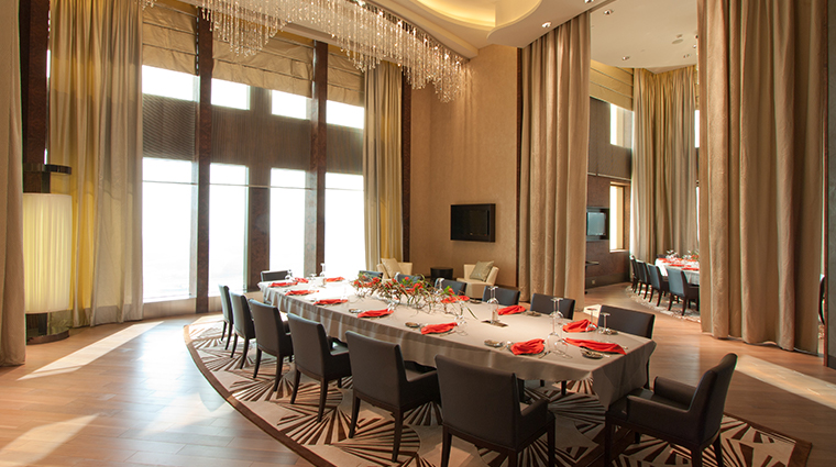 belon private dining
