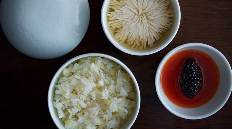 benu seasonal rice course