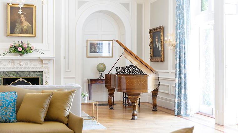 blantyre music room