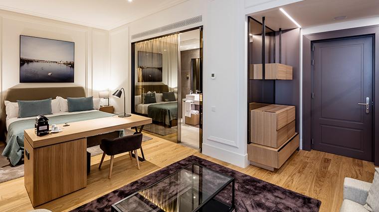 boho hotel prague guestroom