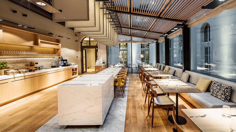boho hotel prague restaurant
