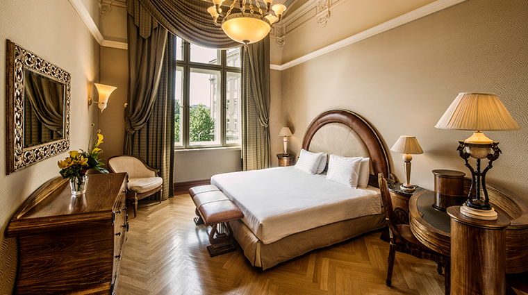 boscolo prague exclusive room