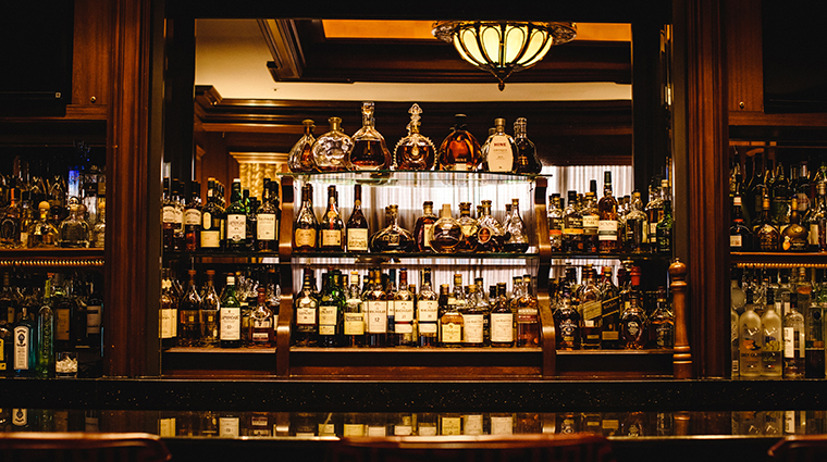 boston harbor hotel Rowes bar