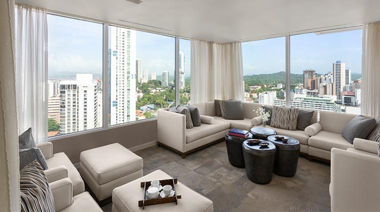 bristol panama spa relaxation lounge