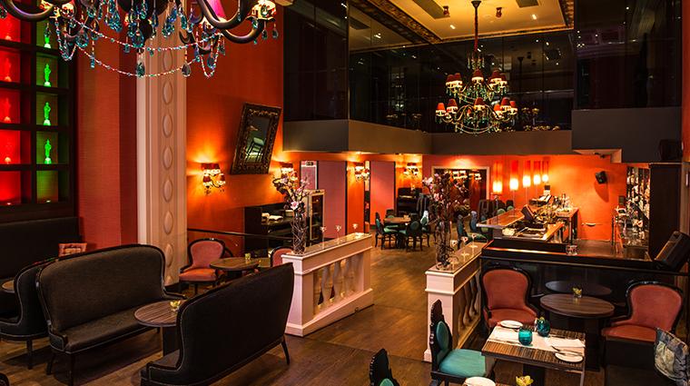buddha bar hotel prague Siddharta cafe
