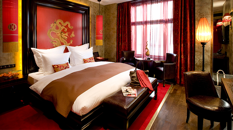 buddha bar hotel prague guestroom