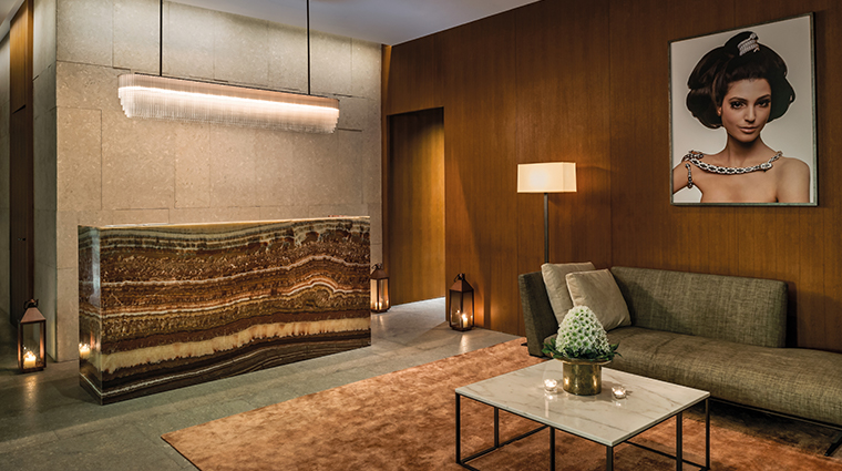 bulgari hotel beijing spa reception
