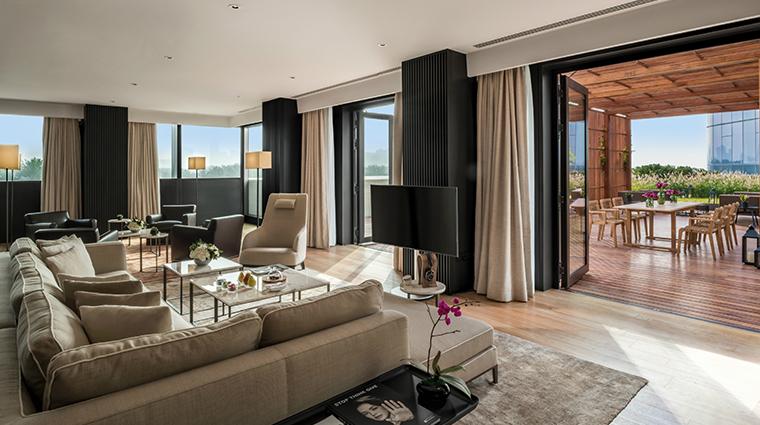 bulgari hotel beijing terrace suite