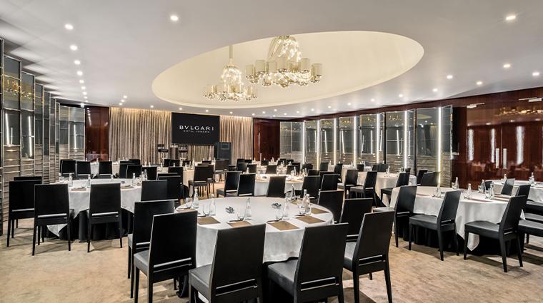 bulgari hotel london ballroom