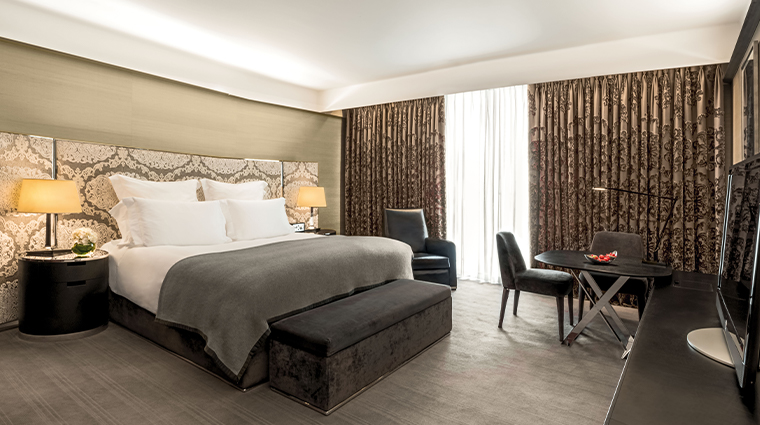 bulgari hotel london deluxe room