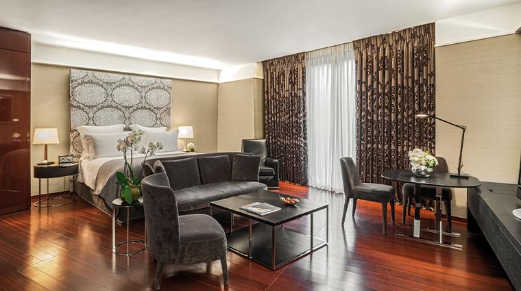 bulgari hotel london junior suite