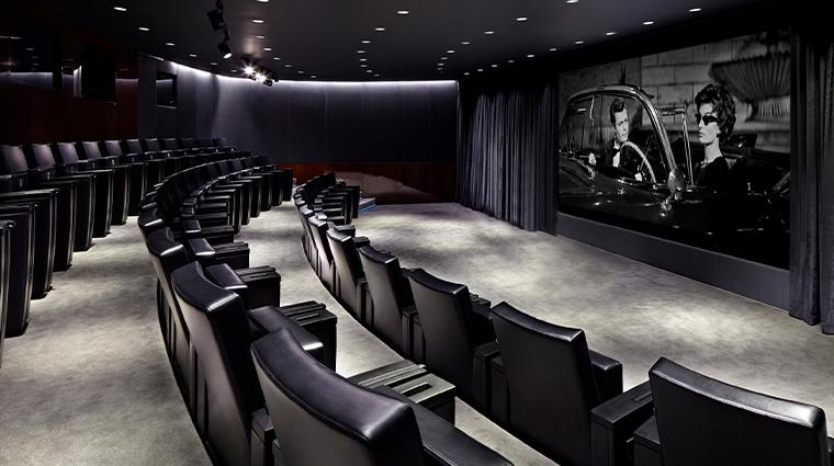 bulgari hotel london the cinema