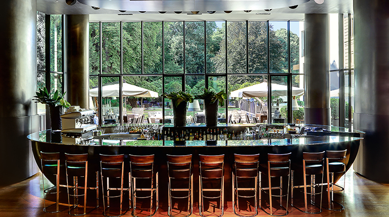 Bulgari Hotel Milan bar
