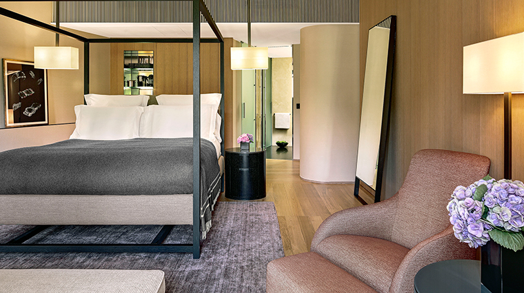 Bulgari Hotel Milan junior suite
